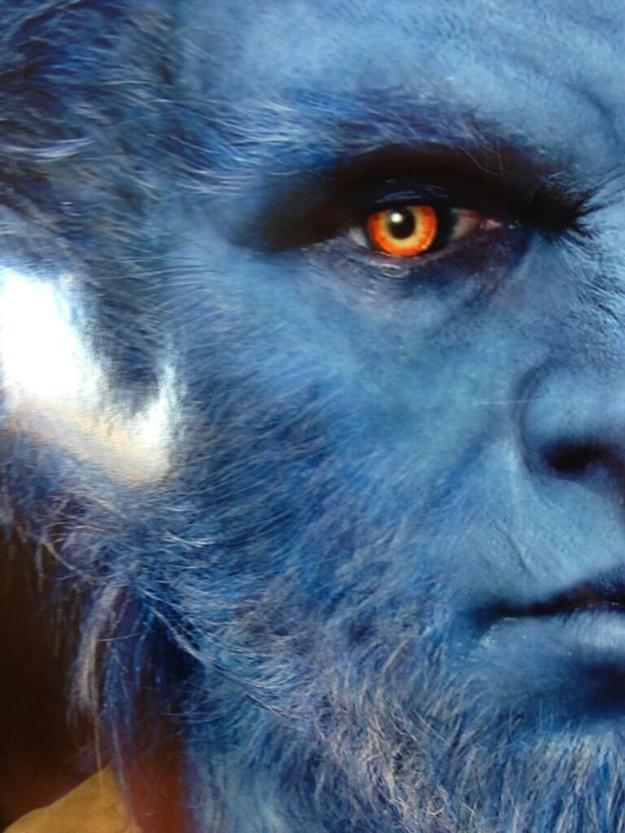 X-Men: Days of Future Past: immagine di Bestia