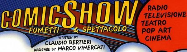Claudio Bertieri e Marco Vimercati ci raccontano l'evoluzione multimediale del fumetto in ComicShow