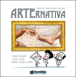 ARTErnativa, a metà tra fumetto e guida culturale