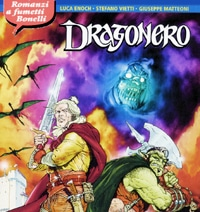 Dragonero: ristampa digitale su iTunes