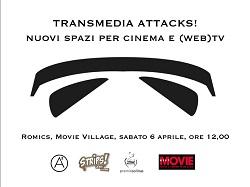 """Luca Baggio autore della sitcom """"STRIPS!"""" ospite a Romics 2013"""