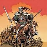 Historica #4 - Vae Victis (Rocca, Mitton)