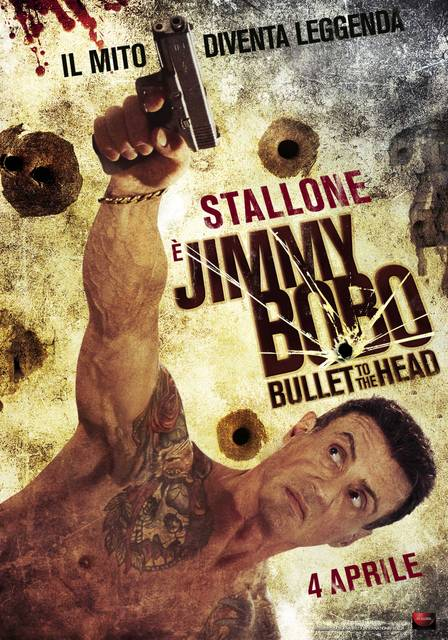 Jimmy Bobo - Bullet To The Head: nuova clip dal film