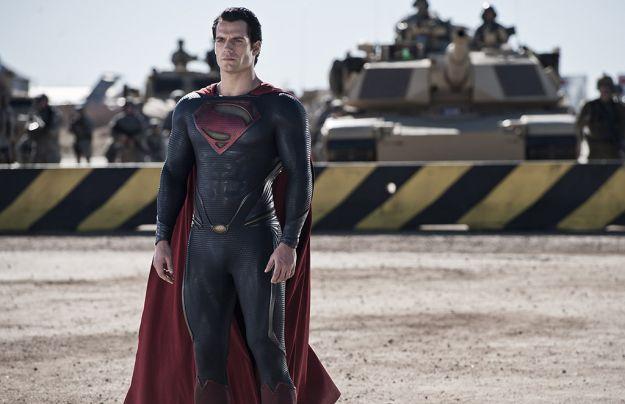 Nuova immagine da Man of Steel