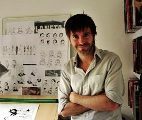 Romics 2013 con Paco Roca e gli autori Tunué