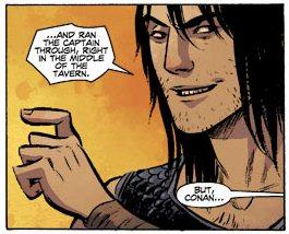 Il ritorno a fumetti di Conan il barbaro secondo Brian Wood e Becky Cloonan