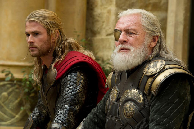 Thor: The Dark World - Immagine di Odino