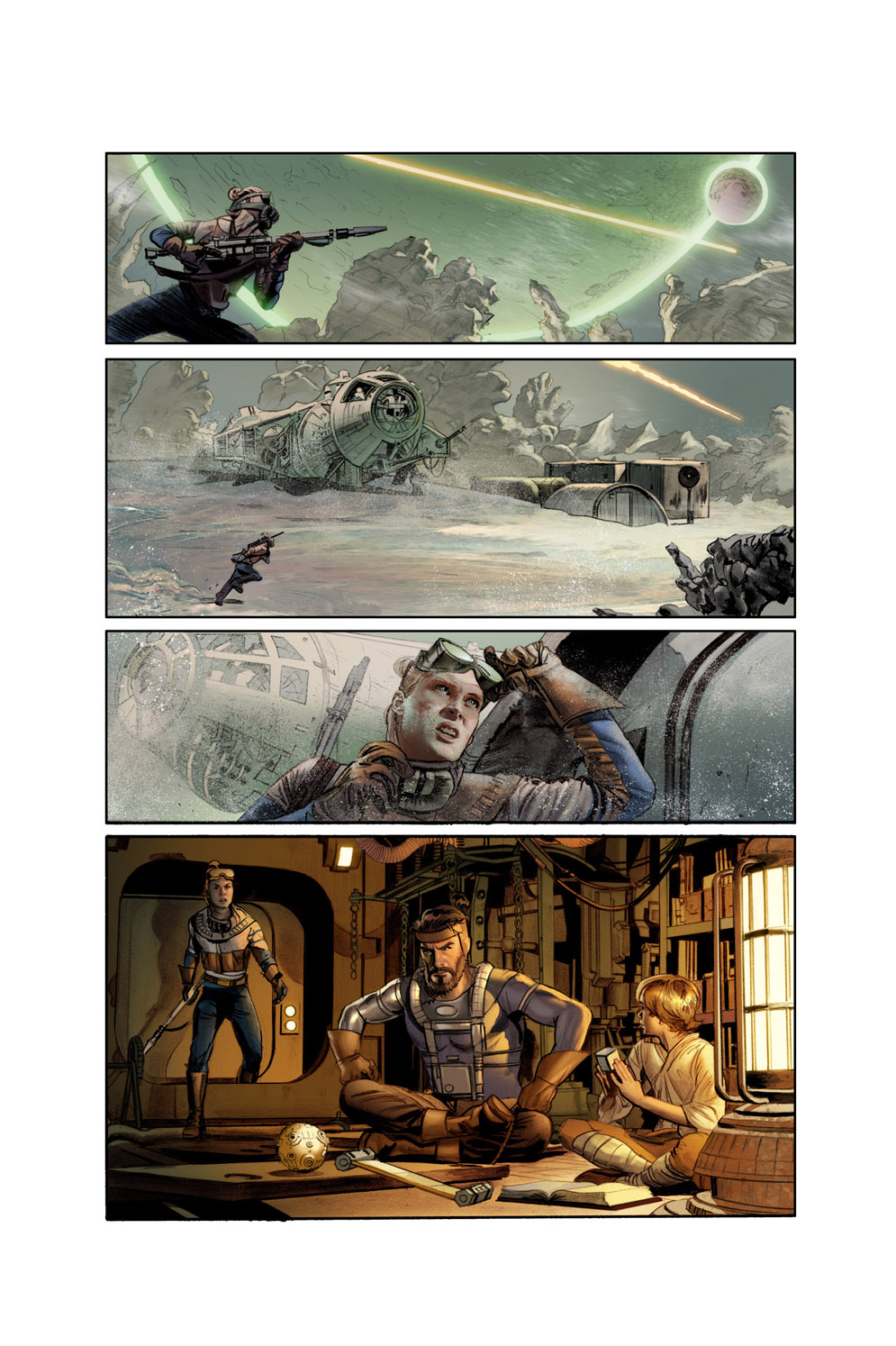 Star Wars per la Dark Horse