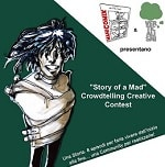 """Story of a Mad"", intervista a Mercurio Cromo e Simone Affabris"