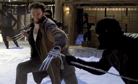 The Wolverine: nuova immagine