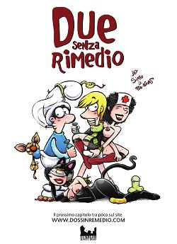 "Temblor Estudio presenta il fumetto digitale sovversivo ""Due Senza Rimedio"""