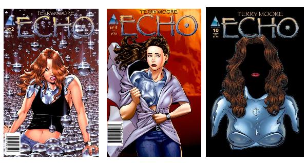 """Echo di Terry Moore, un """"on the road"""" tra fantascienza e spionaggio"""