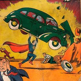 Stati Uniti, muratore trova una copia di Action Comics #1 dal valore di oltre 100.000$ ristrutturando casa
