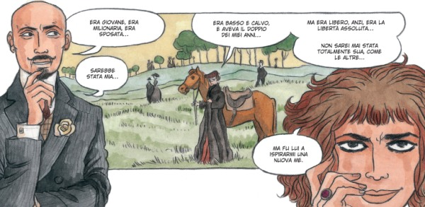 """""""La Casati, la mia ossessione tragica e titanica"""": intervista a Vanna Vinci - 8671830304_ee94421793_o"""