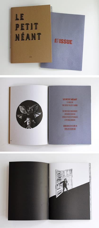 Le Petit Néant, una rivista tra carta e rete