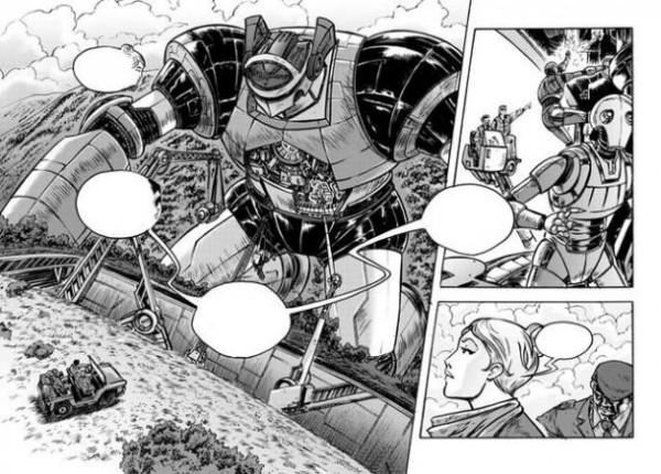 Con Beta di Vanzella e Genovese nel mondo del mecha-anime vintage