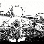 """Vauro presenta il libro """"Filastin, l'arte di resistenza"""" del vignettista palestinese Naji al-Ali"""