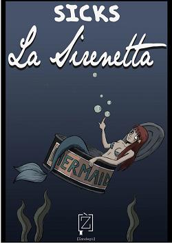 Zandegù lancia il secondo bignami a fumetti: La Sirenetta di Hans Christian Andersen