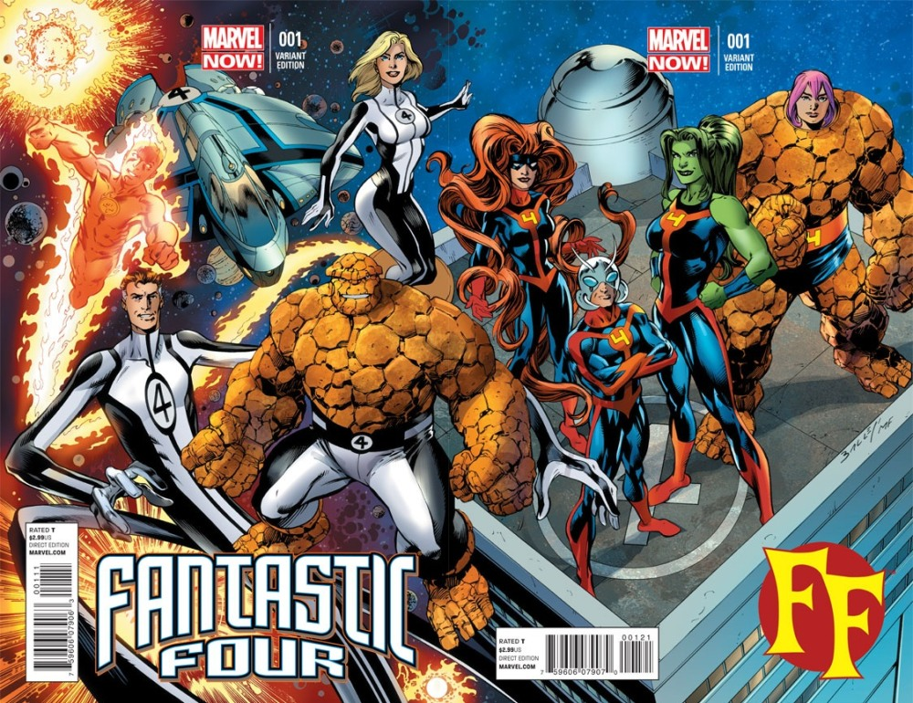"Speciale Marvel Now!: ""Join the (Re)Evolution"" della Casa delle Idee"