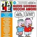 È in edicola Il Nuovo Male n.14, mensile di satira e idee diretto da Vincenzo Sparagna