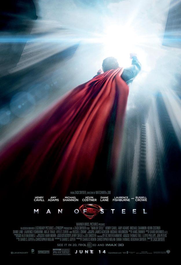 Ancora un nuovo poster per Man of Steel