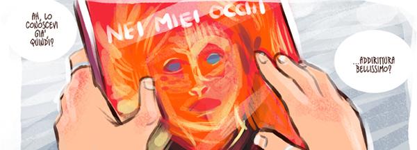 """""""Nei miei occhi"""" di Bastien Vivès: una recensione a fumetti di Francesca Follini"""