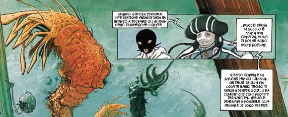 Orbital di Sylvain Runberg  e  Serge Pellé: la space opera a fumetti