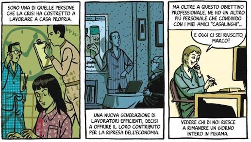 Memorie di un uomo in pigiama (Paco Roca)