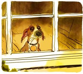 Toby mon ami: esiste uno spazio per fumetti senza testi?