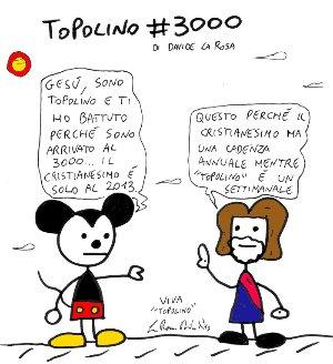 3000 numeri di Topolino: pensieri e parole 1 (di 2)