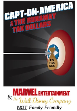 Musicisti USA contro Disney e Marvel Studios