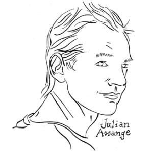 Il fumetto su Julian Assange di Dario Morgante e Gianluca Costantini diventa una TwitterFiction