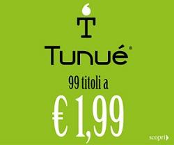 Promozione speciale per i 99 titoli Tunué in ebook