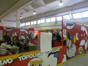 La magia Disney in mostra a Napoli Comicon