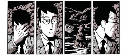 """""""Il gioco lugubre"""" di Paco Roca: il lato horror del surrealismo"""