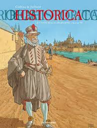 Historica #6 - Le 7 Vite dello Sparviero - Enrico IV (Cothias, Juillard)