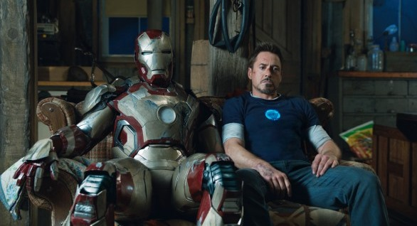 Iron Man 3: intervista alla controfigura di Robert Downey Jr., Trevor Habberstad (in versione italiana e inglese)