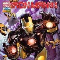 Marvel Now!: Iron Man di Kieron Gillen e Greg Land, quando il presente è oscurato dal passato