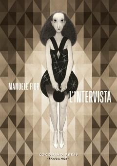 """Manuele Fior presenta il libro """"L'Intervista"""" al Salone del libro di Torino"""