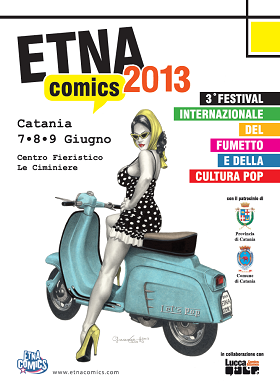 Robin Wood, Bryan e Mary Talbot ad Etna Comics 2013