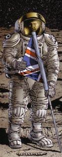 Ministero dello Spazio: Warren Ellis e Chris Weston nel mito di Dan Dare