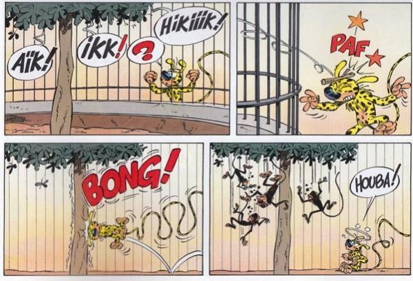Marsupilami, dalle pagine di Spirou al cinema