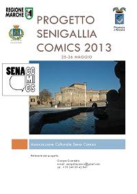 Le iniziative per la seconda edizione di Senigallia Comics