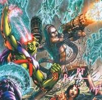 Stormwatch #2 - I nemici della Terra (Milligan, Jenkins, Sepulveda, Calero)