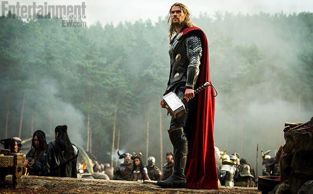 Nuova immagine da Thor: The Dark World