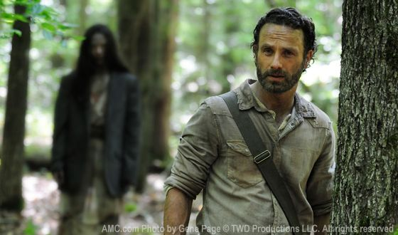 The Walking Dead: prima immagine quarta stagione