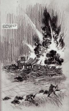 """""""Dong Xoai"""" di Joe Kubert: un ambiguo viaggio nell'inferno della Guerra del Vietnam"""
