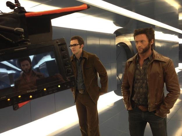 X-Men: Days of Future Past - Wolverine e Bestia nel 1973
