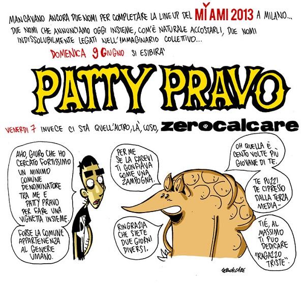 Mi Ami Festival e Mi Fai 2013: la fusione fra musica e fumetto