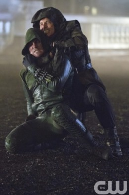 Arrow: analisi della prima stagione